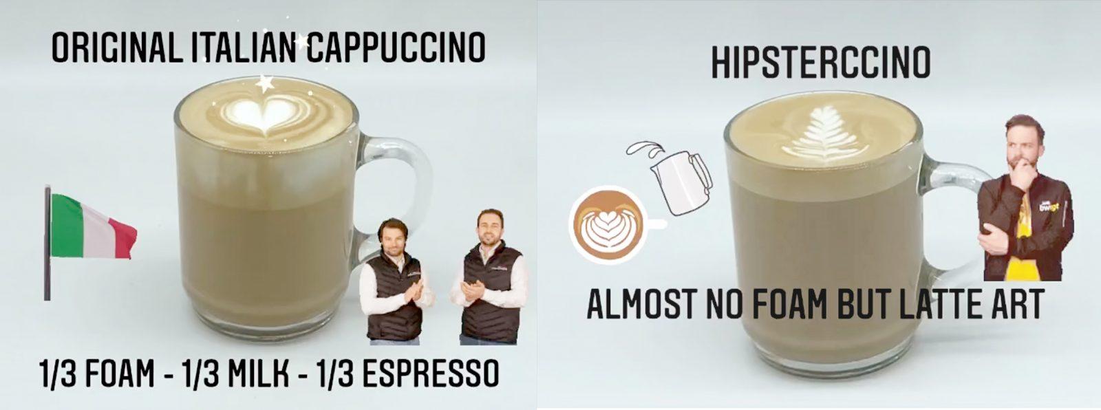 Der Tod des Cappuccinos